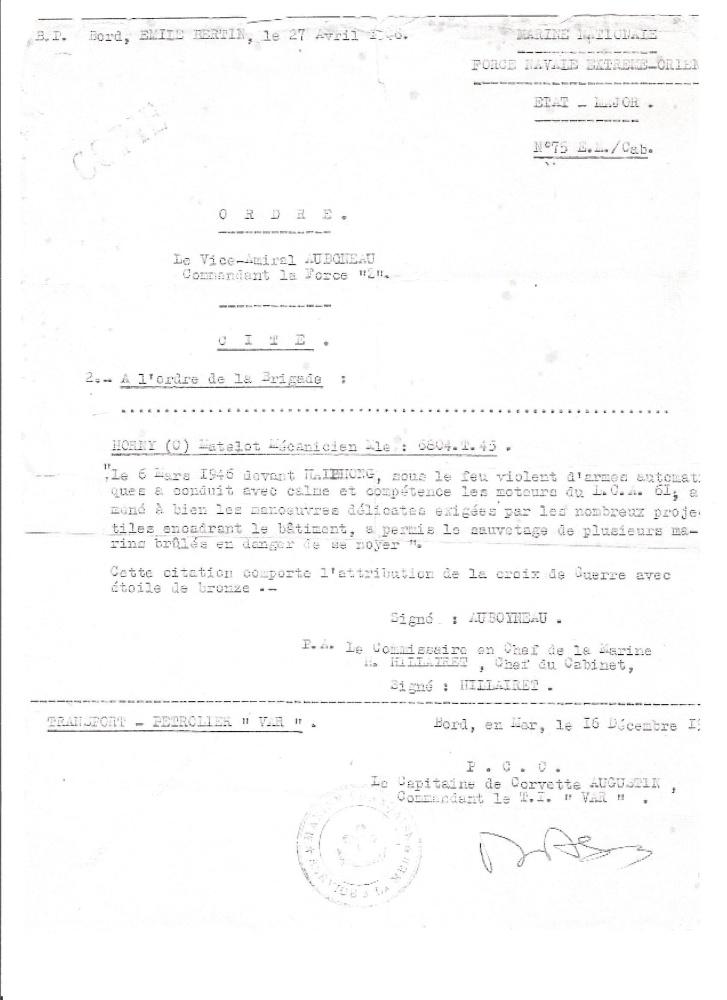 [Opérations de guerre] INDOCHINE - TOME 4 - Page 37 Citati10