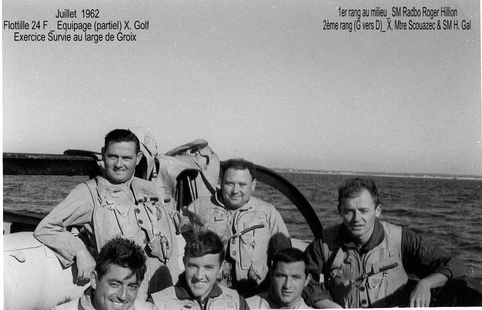 La formation du personnel volant vécue par un engagé de 1944 1962_j10