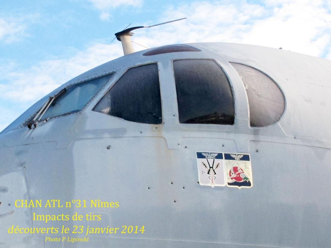 [Associations anciens marins] C.H.A.N.-Nîmes (Conservatoire Historique de l'Aéronavale-Nîmes) - Page 2 2014_010