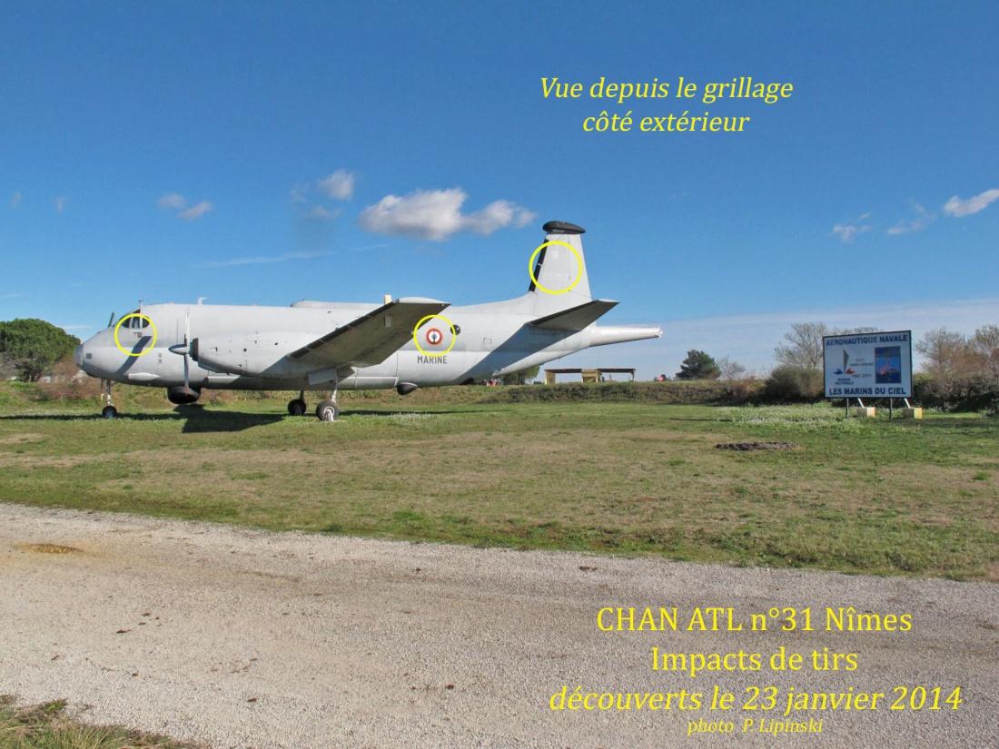 [Associations anciens marins] C.H.A.N.-Nîmes (Conservatoire Historique de l'Aéronavale-Nîmes) - Page 2 2014_013