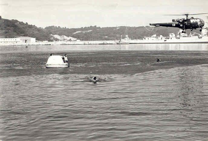 [Aéronavale divers] Alouette 3 - Page 5 Alouet18