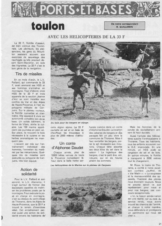 FLOTTILLE 33 F - Page 6 Articl12