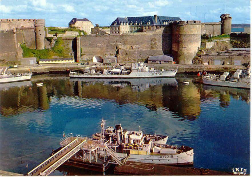 [Ports] LE VIEUX BREST - Page 4 Brest310