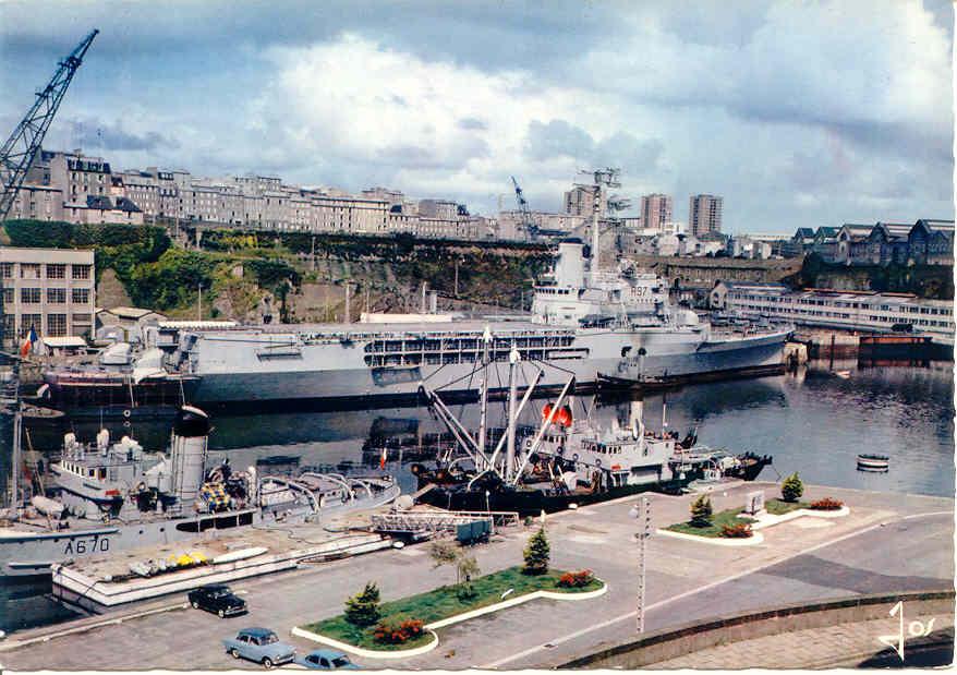 [Ports] LE VIEUX BREST - Page 3 Brest410