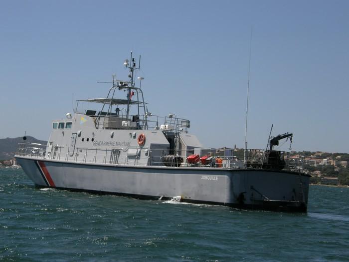 [ Divers Gendarmerie Maritime ] Jonquille et Verdon Corse_22