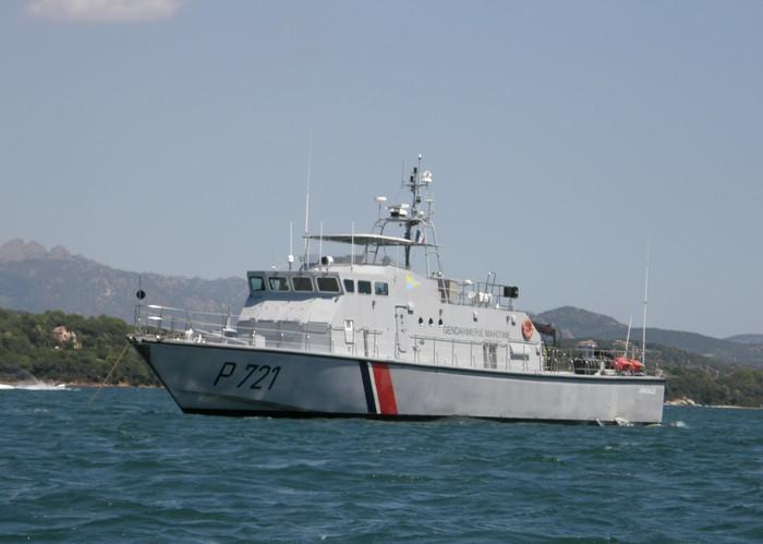 [ Divers Gendarmerie Maritime ] Jonquille et Verdon Corse_23