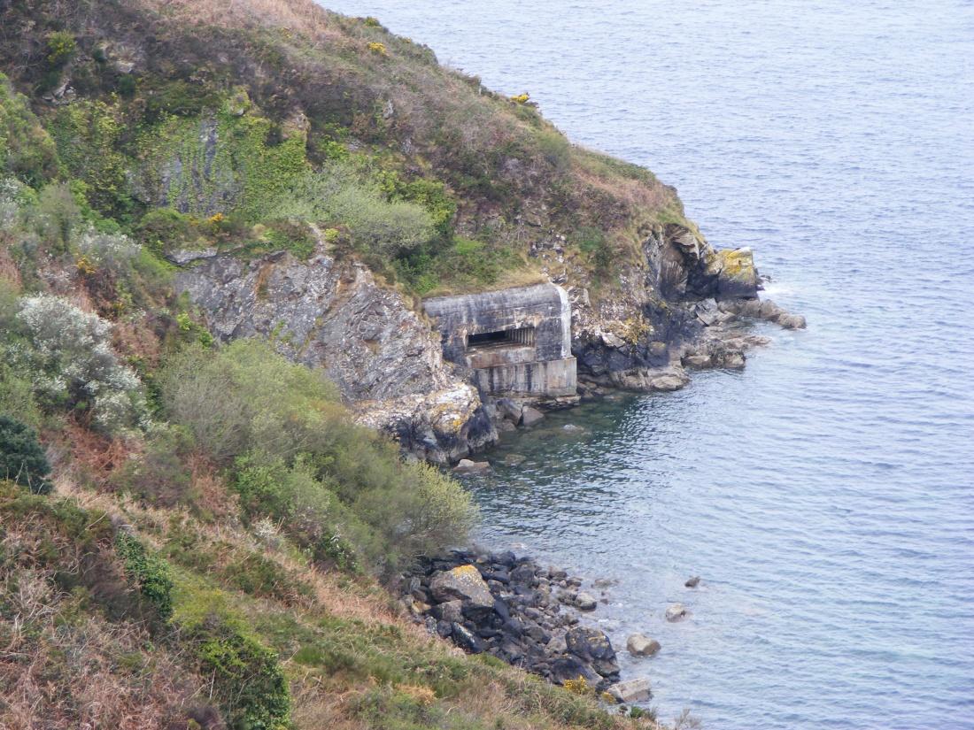 [ Histoires et histoire ] Fortifications et ouvrages du mur de l'Atlantique - Page 9 Crozon18