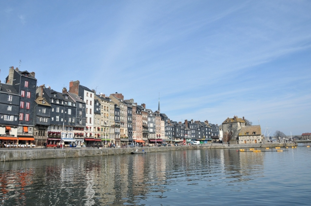 Port de Honfleur Honfle14