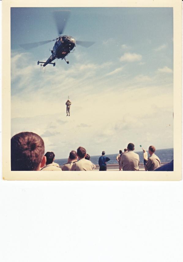 [Opérations diverses] ALBUM du CLEMENCEAU - Pacifique 1968 - Page 2 Img_215