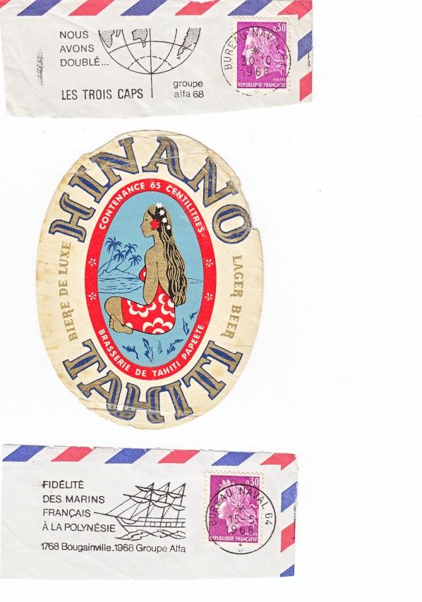 [Opérations diverses] ALBUM du CLEMENCEAU - Pacifique 1968 - Page 2 Img_315