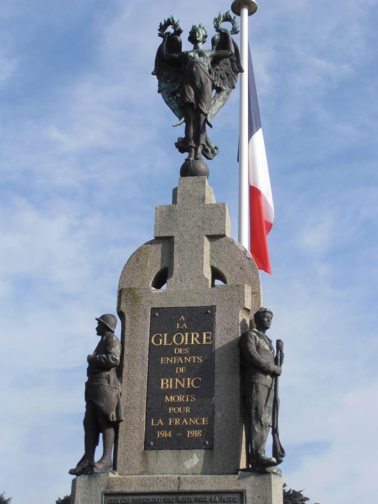 [Histoires et Histoire] Monuments aux morts originaux Français Tome 1 Monume15
