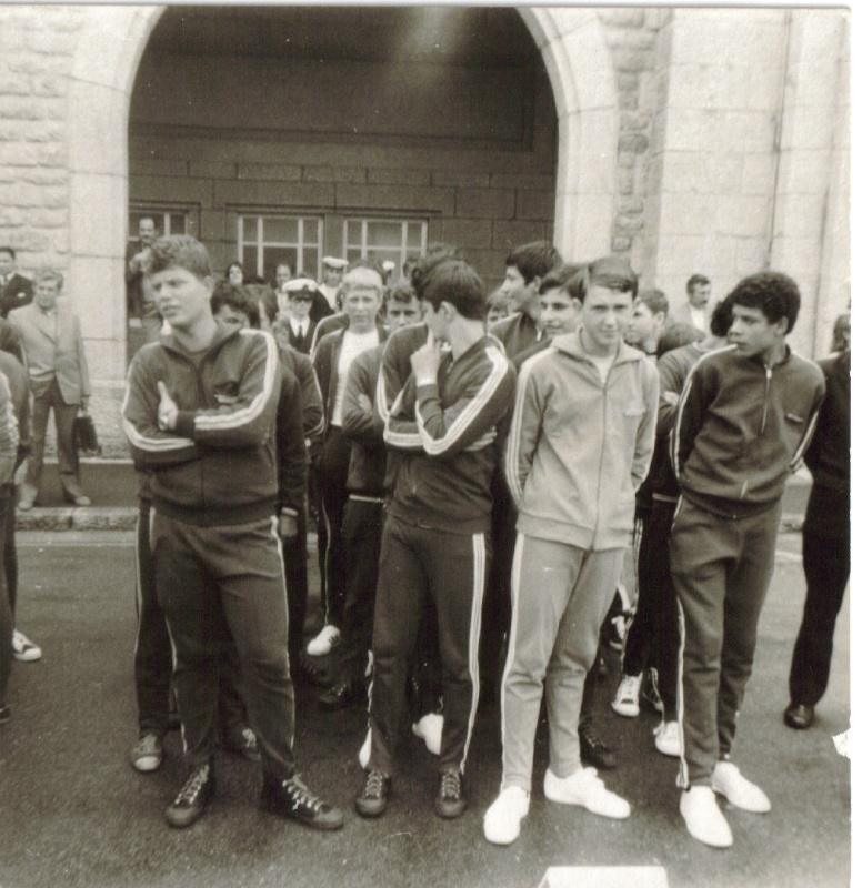[ École des Mousses ] 3ème Cie Sept 73 - Juin 74 Mousse17