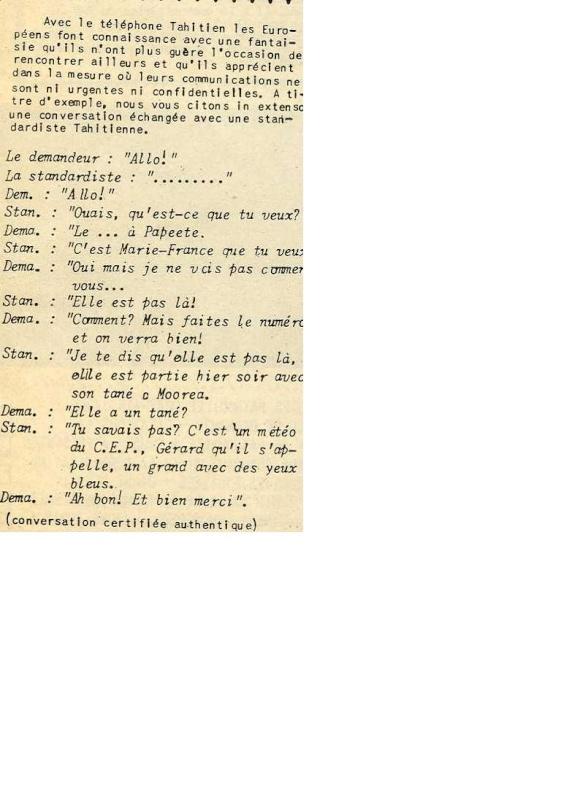 """La revue """"Alfa Echos"""" 196811"""