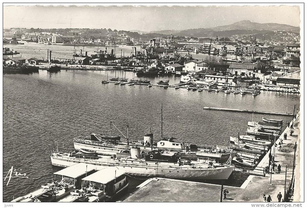 [ Les ports  militaires de métropole ] Toulon des années 30 686_0010