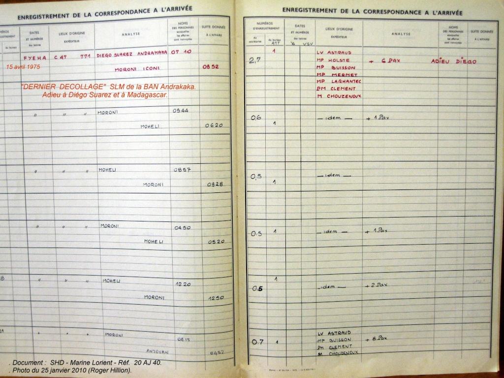 [LES B.A.N.] DIEGO-SUAREZ - ANDRAKAKA - Page 11 _journ11