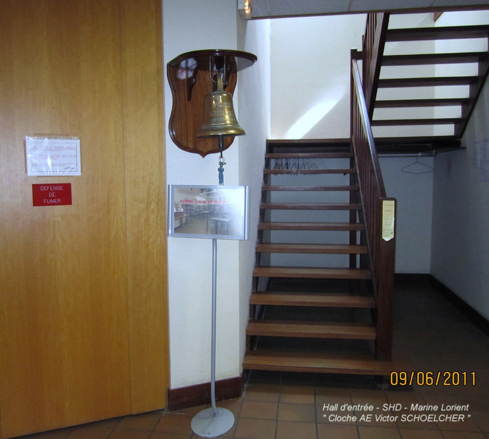 [Autres sujets marine] Les cloches de nos bâtiments (Armés et désarmés) _shd_c11