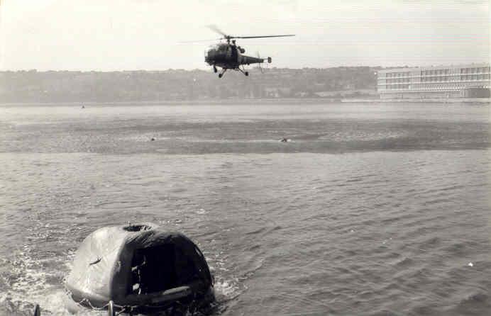 [Aéronavale divers] Alouette 3 - Page 5 Alouet16