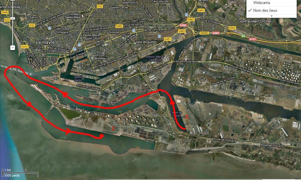 Le port du Havre - Page 3 Boug10