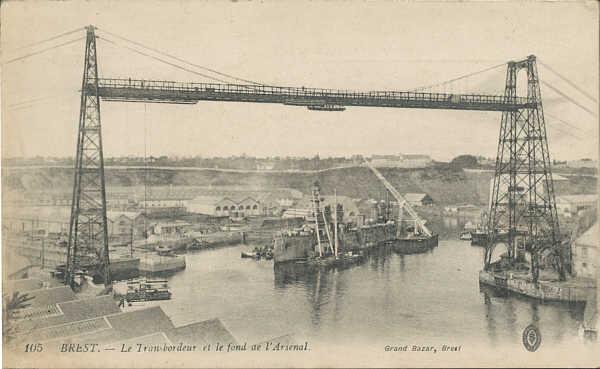 [Ports] LE VIEUX BREST - Page 9 Brestc11