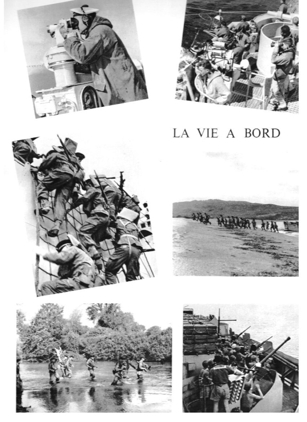 CROISEUR ÉCOLE JEANNE D'ARC - Page 6 Campag61