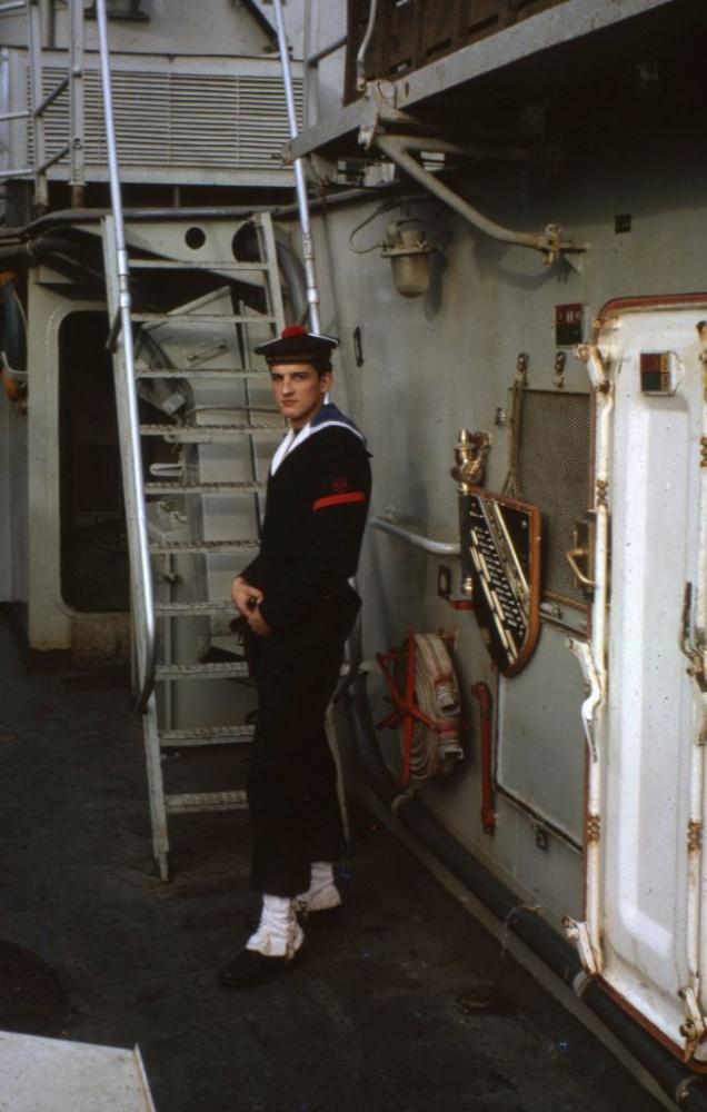 [Les traditions dans la Marine] Tenue dans la Marine- Tome 01 - Page 29 Champe66