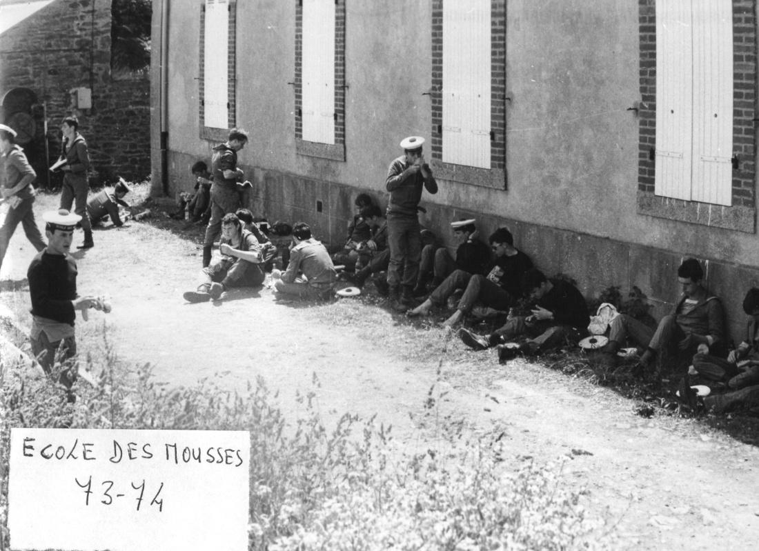 [ École des Mousses ]  École des mousses promotion 73/74 Img23411
