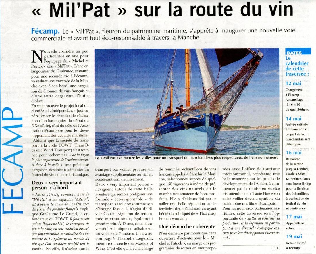 [Vie des ports] FÉCAMP - Page 2 Img44510