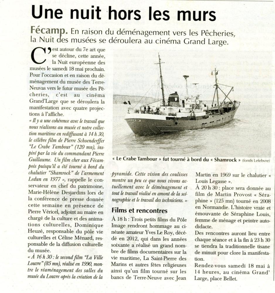 [Vie des ports] FÉCAMP - Page 2 Img44610