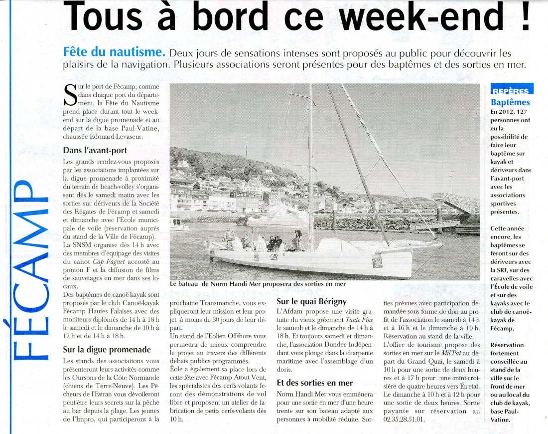 [Vie des ports] FÉCAMP - Page 3 Img46610