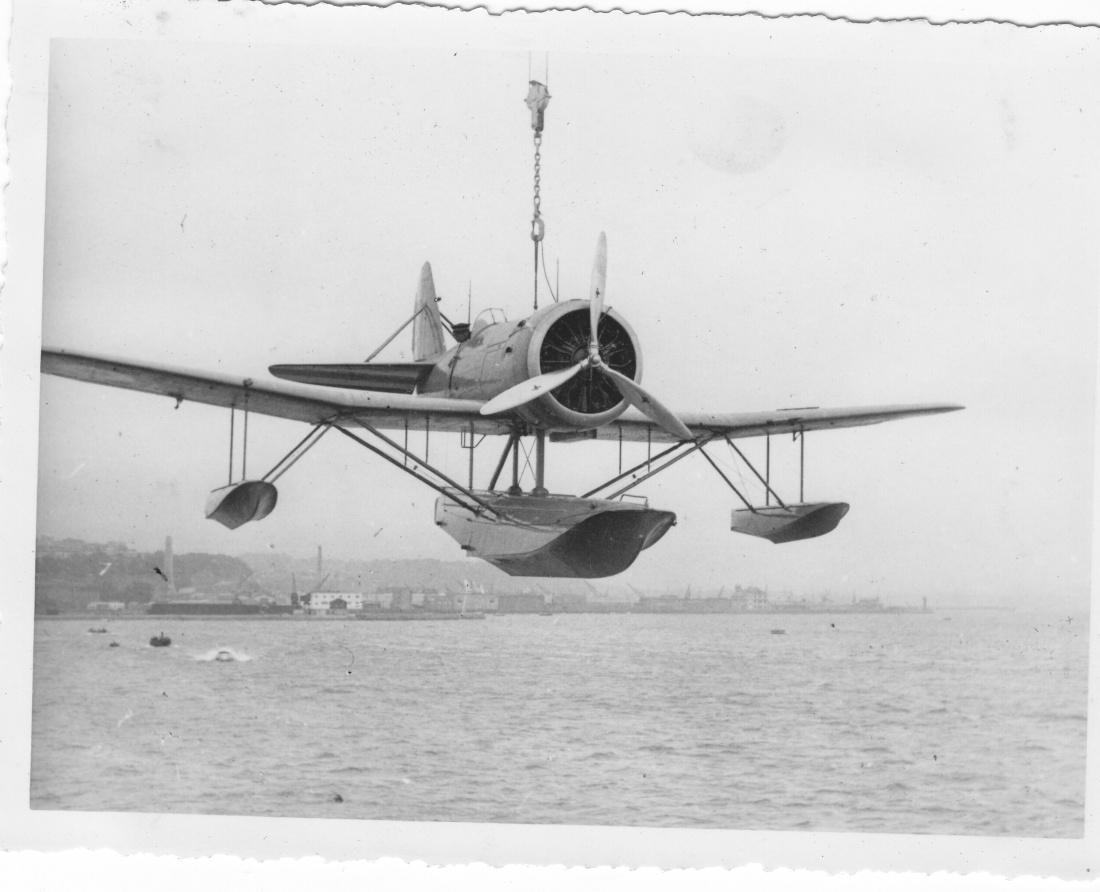 [Les anciens avions de l'aéro] HYDRAVION LATECOERE 298 Img_1057