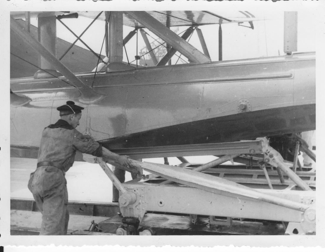 [Les anciens avions de l'aéro] HYDRAVION LATECOERE 298 Img_1059