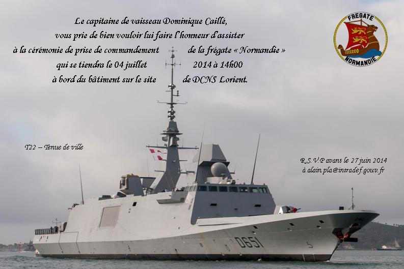 NORMANDIE D651 (FREGATE) Invita11