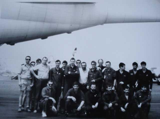 [ DIVERS - LES FLOTILLES ET ESCADRILLES ]  Flottille 22F - histoire de planche à voile à Djibouti Missio11