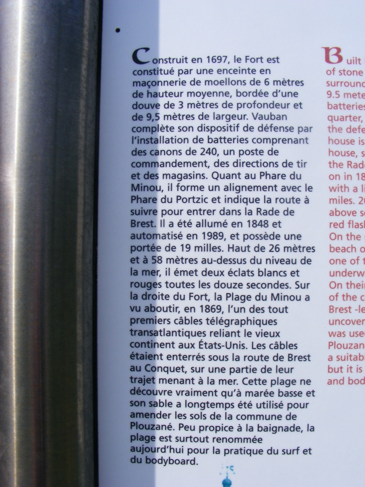 [ Histoires et histoire ] Fortifications et ouvrages du mur de l'Atlantique - Page 9 Plouza26