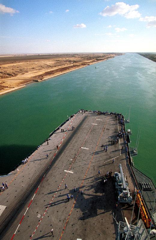 Charles de Gaulle Mission Héraclès 2001-2002 Suez_a10
